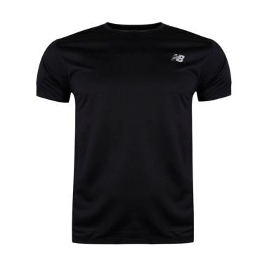 New Balance Accelerate Men's Short Sleeves T-Shirt Pria