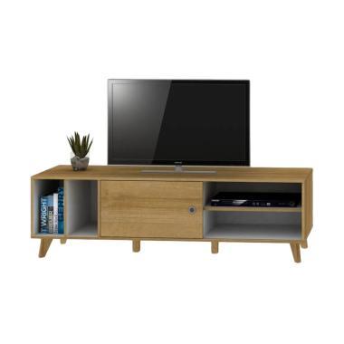 JYSK Serena Riviera Rak TV - Brown