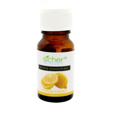 Sicher Ecosystem Sicher Aroma Citrus Fresh [10 ml/ Kemasan Refill]