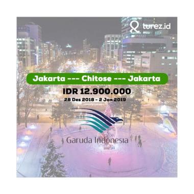 Jual Tiket Pesawat Garuda Indonesia Online Harga Baru Termurah