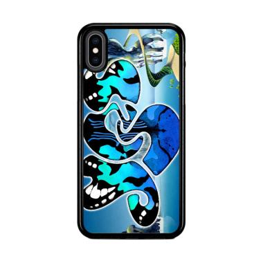 harga Flazzstore Yes Rock Band Heaven And Earth D0091 Premium Casing for iPhone XS Blibli.com