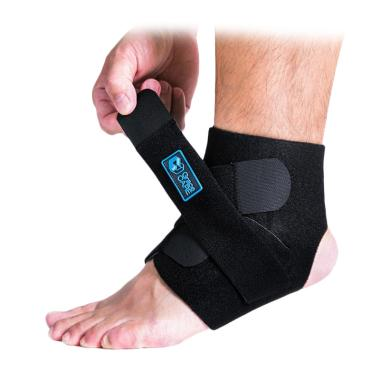 Grace Care Bamboo Adjustable Ankle Support [AB221]