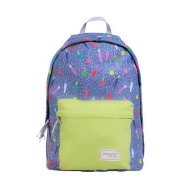 harga Exsport Sweet Carrot Backpack Tas Wanita - Green Blibli.com