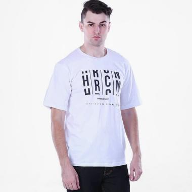 HRCN Slot Men T-Shirt Kaos Distro Pria [08AG]