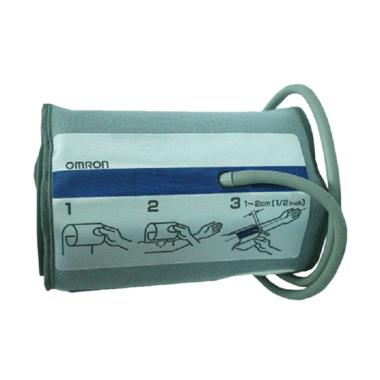 harga Omron Upper Arm Blood Pressure Monitor Fit Cuff [Size L] Blibli.com