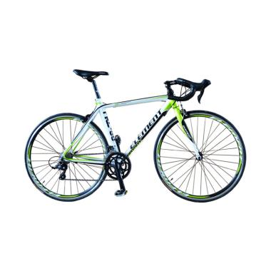 harga Element FRC 88 Roadbike - White Green (Frame Alloy/Sora 18 Speed/700c) Blibli.com
