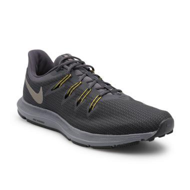 NIKE Men Running Quest Sepatu Lari Pria  AA7403-006  0cce20eeb1