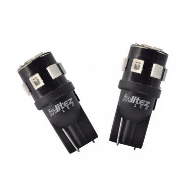harga INLITEZ T10-9W LED Bohlam Lampu - Putih Blibli.com