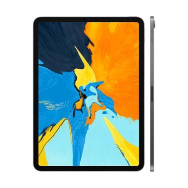 APPLE IPAD PRO 11 256GB WIFI ONLY TABLET 2018 GARANSI RESMI 1 TAHUN