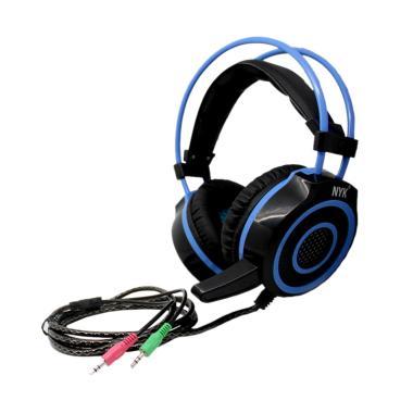 harga NYK HS-N08 Nebula Headset Gaming Blibli.com
