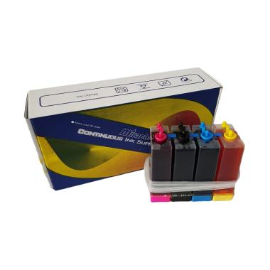 Miracle 4 Warna Ciss Tinta Infus for Canon [100 mL]