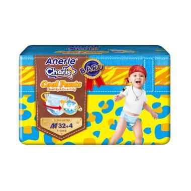 Anerle Cheris Popok Bayi [Size M36x1 Jumbo Pack]
