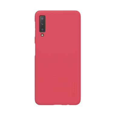 Nillkin Super Frosted Shield Hardcase Casing for Samsung Galaxy A7 2018