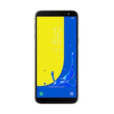 harga Samsung Galaxy J6 2018 Smartphone - J600 Gold [32GB/ 3GB] Blibli.com