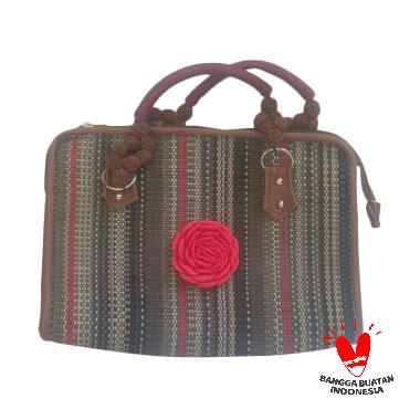 harga Lintangcraf LC 003 Tenun Tikar Tas Wanita Blibli.com