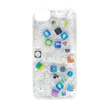 Jual casing-handphone-glitter | Blibli com