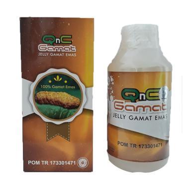 QnC Jelly Gamat Multikhasiat Obat Herbal [Original]