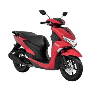 Yamaha FreeGo 125 S ABS Version Sepeda Motor [VIN 2019/ OTR Sumatera Utara]
