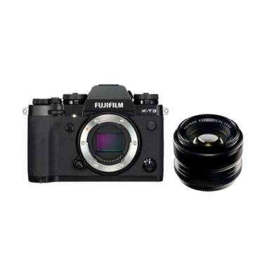 harga Fujifilm X-T3 + XF 35mm F1.4 Kamera Mirrorless Free Mug Cup XF 16-55mm - Braga Photo & Video Blibli.com