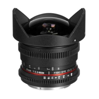 Samyang 8mm T3.8 UMC Fish-Eye ...