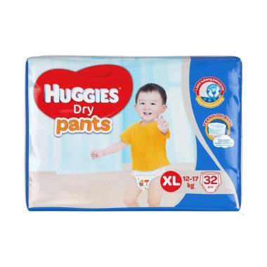 Huggies Dry Pants Popok Bayi & Anak [XL/32 pcs]
