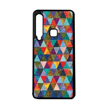 harga CARSTENEZIO Motif Batik 14 Softcase Casing for Samsung A9 2018 - Hitam Blibli.com