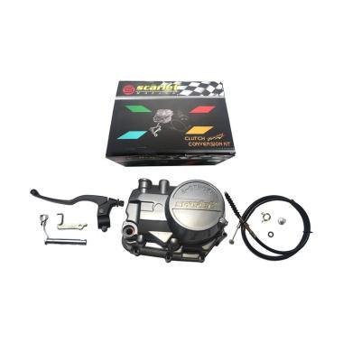 harga MBMOTOR Scarlet Racing Bak Kopling Assy Motor for Supra X 100 Blibli.com