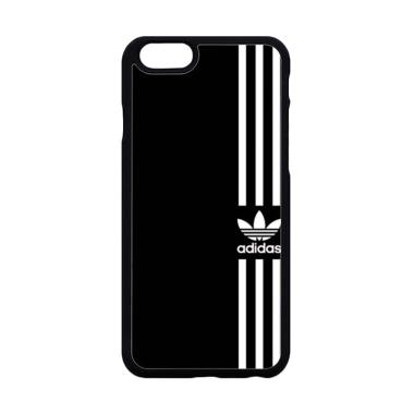 huge discount 97e14 65b2c Guard Case Adidas Logo Line O1262 Custom Cover Hardcase Casing for iPhone 6  or 6S