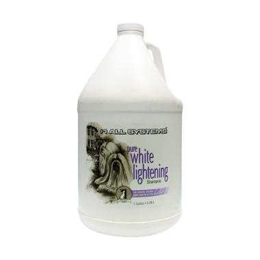 Systema 1 All System Pure White Lightening Shampoo [3.79 L]