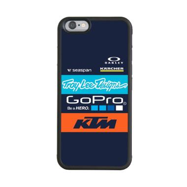 Troy lee designs team ktm iphone case cover-snap  Iphone case