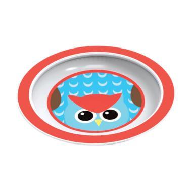 harga BabySafe Plate SK002 Perlengkapan Makan Anak - Red Red Blibli.com