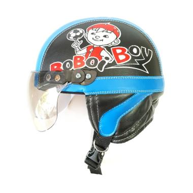 Cicimonmon Boboiboy Helm Anak