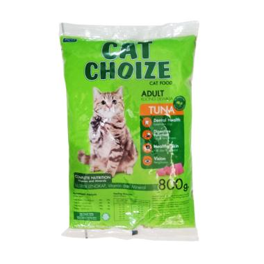 harga Cleine Tadita Petshop - Cat Choize Makanan Kucing [800 g/ Adult] Blibli.com