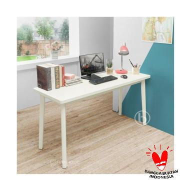Ifurnholic Bernard Long Desk Meja Belajar Meja Kerja