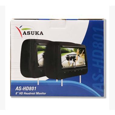 harga Asuka AS HD801 Monitor Headrest Mobil Blibli.com