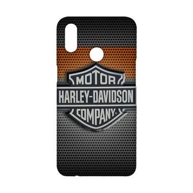 harga Cannon Case Motor Harley Davidson Logo Z4053 Custom Hardcase Casing for Realme 3 Blibli.com