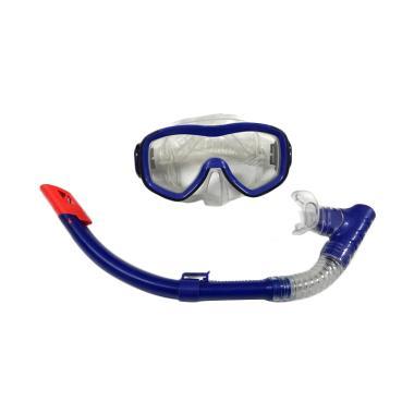 Adtees Mask Snorkel Peralatan Snorkeling dan Diving [7050]