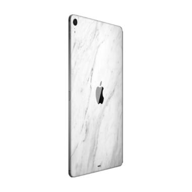 Exacoat Skin Protector for iPad Pro 12 9 Inch 2018 - Marble White [3M]