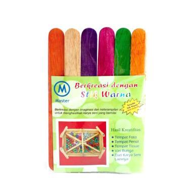 Master Stick Warna [12 pcs/ Size Jumbo]
