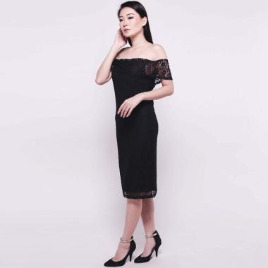 Jo Nic Virgin Lace Dress Wanita