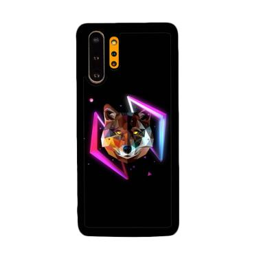 Cannon Case Bear Cool Art P1274 Custom Hardcase Casing for Samsung Galaxy Note 10 Plus