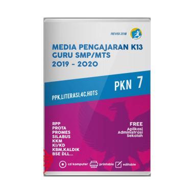 harga Sintesa Creative Media Pengajaran PKN Kelas 7 SMP/MTS K. 2013 Software Blibli.com