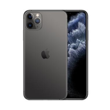 harga Apple iPhone 11 Pro Max 64 GB Smartphone [Nano Simcard/ eSim] Blibli.com