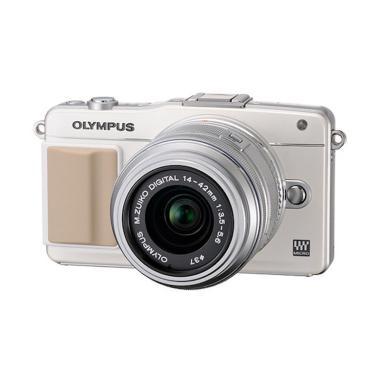 harga Olympus PEN E-PM2 14-42mm DZK Kamera Mirrorless Blibli.com
