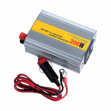 harga Bluelans DC 12V to AC 220 V USB Modified Sine Wave Car Power Inverter Converter [200 W] Blibli.com