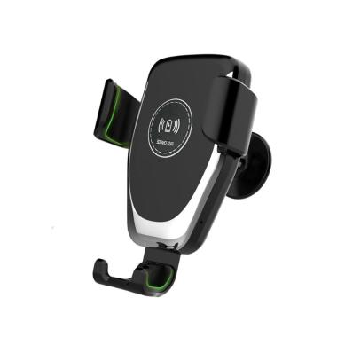 IIT Cwxuan A10 10W Qi Fast Wireless Charger Car Mount Holder For IPHONE X 8 8 Plus Samsung S7 S8 S9 Mix 2S Huawei Mate RS
