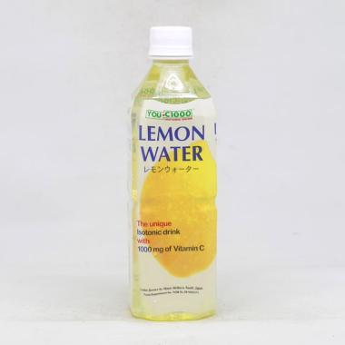 harga YOU C1000 LEMON WATER 500 ML Blibli.com