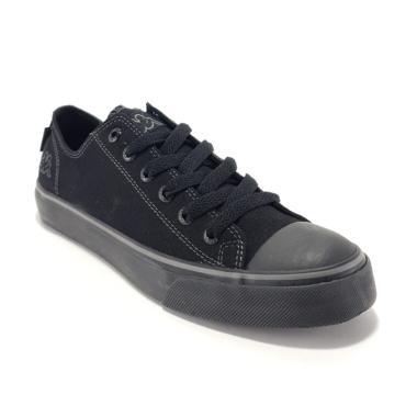 harga Kappa Low Cut Rigel Sepatu Sneakers Unisex 40 BLACK Blibli.com