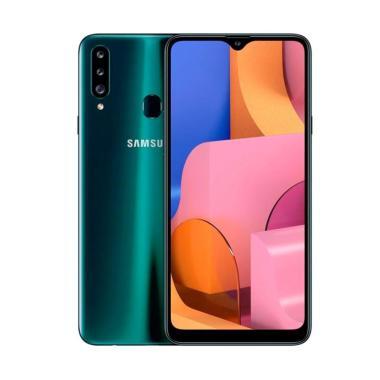 harga Samsung Galaxy A20s (Green, 32 GB) Blibli.com