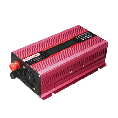 harga Bluelans Sine Wave Car Solar Power Inverter Converter 1500W DC 24V to AC 110/220V USB Blibli.com